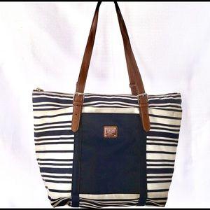 RLL Navy Ralph Lauren Handbag